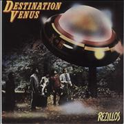 Click here for more info about 'The Rezillos - Destination Venus - Wide Centre'