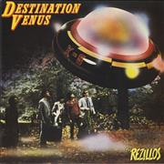 "The Rezillos Destination Venus UK 7"" vinyl"