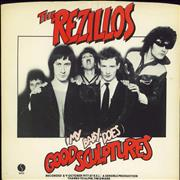 "The Rezillos (My Baby Does) Good Sculptures - EX UK 7"" vinyl"