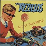 Click here for more info about 'The Rezillos - Out Of This World - Numbered Sleeve'
