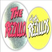 Click here for more info about 'The Rezillos - Set Of 2 Button Badges'