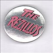 Click here for more info about 'The Rezillos - The Rezillos Button Badges'