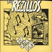 "The Rezillos Top Of The Pops - P/S UK 7"" vinyl"