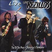 Click here for more info about 'The Rezillos - Top Of The Pops: Live - Clear Vinyl'