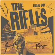 Click here for more info about 'Local Boy - Autographed'
