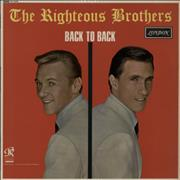 Click here for more info about 'The Righteous Brothers - Back To Back'