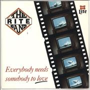 Click here for more info about 'The Rite Band - Everybody Needs Somebody To Love'
