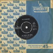 "The Rivingtons The Bird's The Word UK 7"" vinyl"