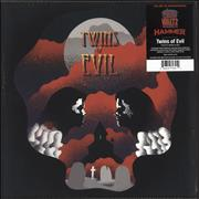 Click here for more info about 'The Robinson Crew - Twins Of Evil - 180gm Red Vinyl'