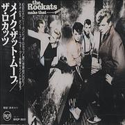Click here for more info about 'The Rockats - Make That Move'