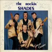 Click here for more info about 'The Rockin' Shades - Live At Caister EP - Autographed'
