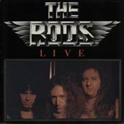 Click here for more info about 'The Rods - Live'