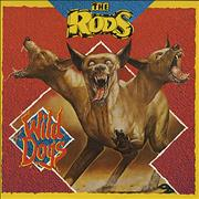 Click here for more info about 'The Rods - Wild Dogs'