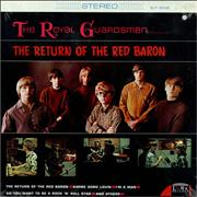 The Royal Guardsmen The Return Of The Red Baron - Sealed USA vinyl LP