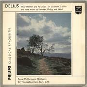 Click here for more info about 'The Royal Philharmonic Orchestra - Delius: Over The Hills And Far Away / In A Summer Garden & other music by Massenet, Grétry and Méhul'