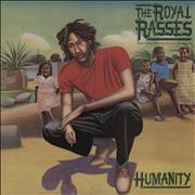 Click here for more info about 'The Royal Rasses - Humanity - VG+'