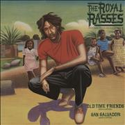 Click here for more info about 'The Royal Rasses - Old Time Friends (Disco Style) - Clear Vinyl'