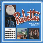 Click here for more info about 'The Rubettes - The Albums 1974-1977'