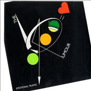 Click here for more info about 'The Rumour - Emotional Traffic - Green Vinyl'