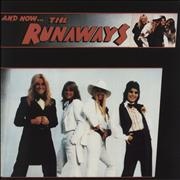 Click here for more info about 'And Now... The Runaways - 140gm Vinyl'