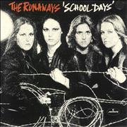 Click here for more info about 'The Runaways - School Days'