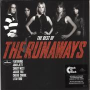 Click here for more info about 'The Runaways - The Best Of - 180gram Vinyl - Sealed'