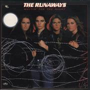 Click here for more info about 'The Runaways - Waitin' For The Night'