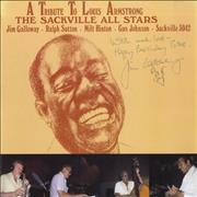 Click here for more info about 'The Sackville All Stars - A Tribute To Louis Armstrong - Autographed'
