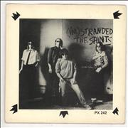 Click here for more info about 'The Saints - (I'm) Stranded - Black Injection + Sleeve'