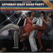 The Salsoul Orchestra Saturday Night Disco Party UK vinyl LP