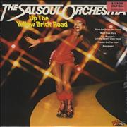 The Salsoul Orchestra Up The Yellow Brick Road - Sealed! USA vinyl LP