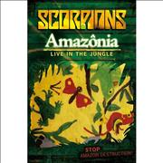 Click here for more info about 'The Scorpions - Amazonia - Live In The Jungle'