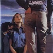 Click here for more info about 'The Scorpions - Animal Magnetism'