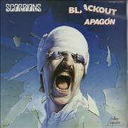 Click here for more info about 'The Scorpions - Apagón - Blackout'