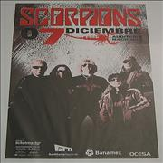 Click here for more info about 'The Scorpions - Auditorio Nacional'
