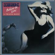 Click here for more info about 'The Scorpions - Believe In Love'