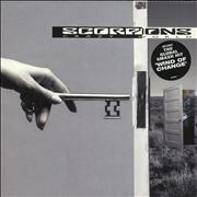 Click here for more info about 'The Scorpions - Crazy World - 1st - VG'