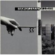 The Scorpions Crazy World UK vinyl LP