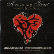 Click here for more info about 'The Scorpions - Here In My Heart'