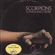 Click here for more info about 'The Scorpions - Lonesome Crow - Red Vinyl'