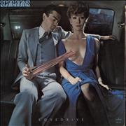 Click here for more info about 'The Scorpions - Lovedrive - EX'