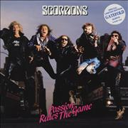Click here for more info about 'The Scorpions - Passion Rules The Game'