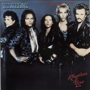 Click here for more info about 'The Scorpions - Rhythm Of Love'