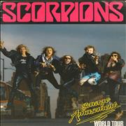 Click here for more info about 'The Scorpions - Savage Amusement'