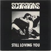 Click here for more info about 'The Scorpions - Still Loving You'