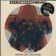 Click here for more info about 'The Scorpions - Wind Of Change - 3D + Stickered sleeve'
