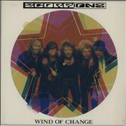 Click here for more info about 'Wind Of Change - White Vinyl + 3D Sleeve'