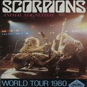 Click here for more info about 'The Scorpions - World Tour 1980'