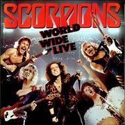 Click here for more info about 'The Scorpions - World Wide Live'