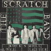 Click here for more info about 'The Scratch Band - Rock N Roll Love Letter'